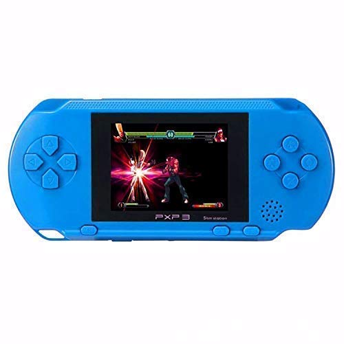 BabyBaba Handheld PVP Game Station Light 3000 Best Gaming Console Video Game for Kids (Multicolour)