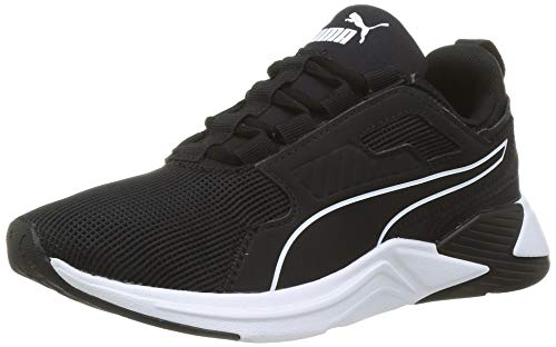 PUMA Disperse XT WN'S, Zapatillas de Gimnasio Mujer, Negro Black White, 42...