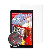 atFolix Schutzfolie kompatibel mit Medion LIFETAB P10505 MD99931 / MD99928 Folie, entspiegelnde & Flexible FX Bildschirmschutzfolie (2X)