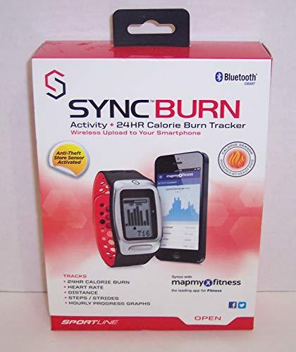 Sportline Syncburn Activity 24hr Calorie Burn Tracker