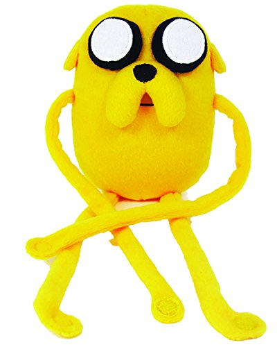 Adventure Time 14222 - Peluche - Jake - 25 cm