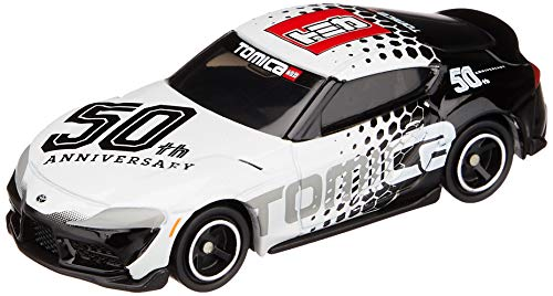タカラトミー トミカ トヨタ GR スープラ トミカ50周年記念仕様 designed by Toyota 00250005