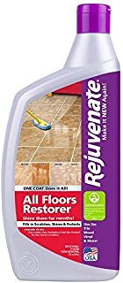 Rejuvenate All Floors Restorer Fills in Scratches – Protects & Restores Shine – No Sanding Required – 32 oz.(A 32-Ounce Bottle)