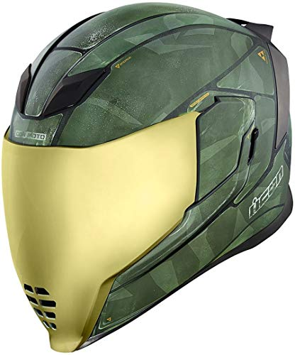 Icon Airflite Battlescar 2 - Casco de moto