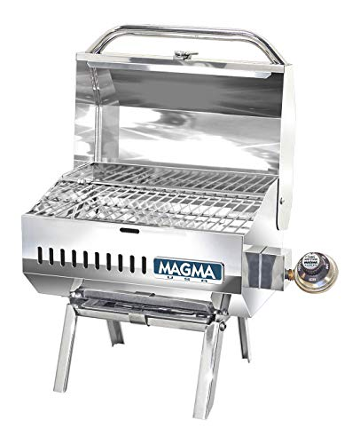 Magma Products, TrailMate Connoisseur Series Gas Grill, A10-801, Multi, One Size Custom Features Fitness Grills Propane Sports Stores