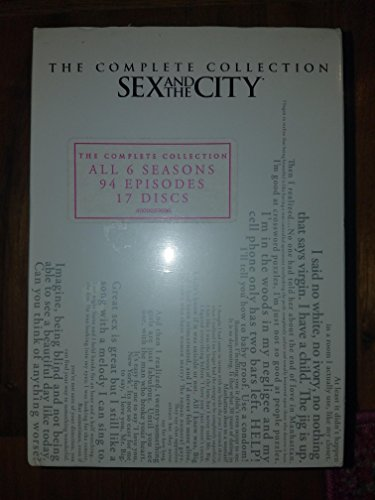 Warner Home Video Sex And The City: The Complete Series (Full Frame) - DVD Media