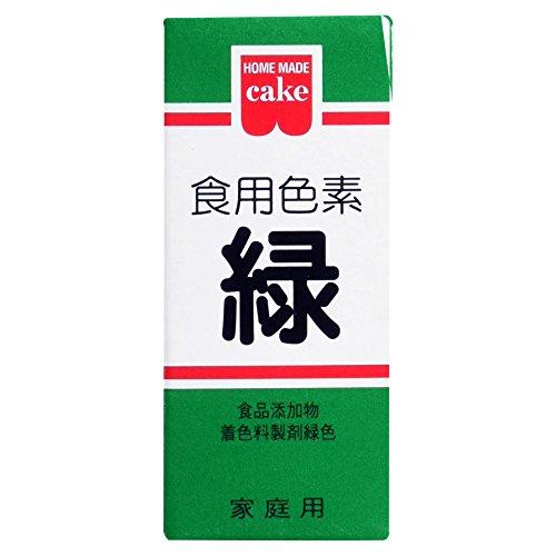共立 食用色素 緑 5.5g [0484]