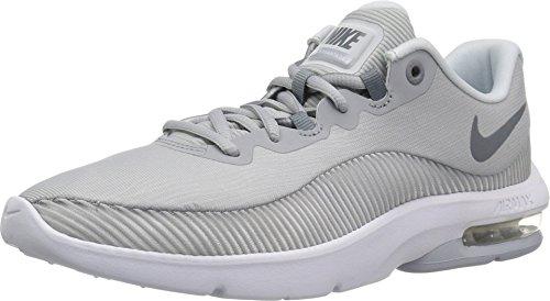 Nike Air Max Advantage 2 (5.5-M, Wolf Grey/Cool Grey/Pure Platinum/White)