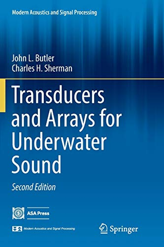 Transducers and Arrays for Underwater Sound (Modern Acoustics and Signal Processing)