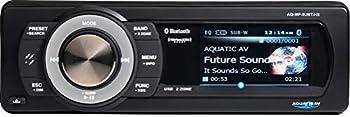 Aquatic AV Bundle of 2 Items AQ-MP-5UBT-HS Digital Media Receiver for Harley-Davidson with SiriusXM SXV300V1 Connect Vehicle Tuner