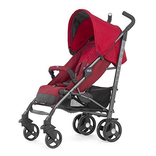 Carrinho Para Bebê Liteway² Basic Red - Chicco