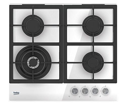 Beko HILW 64225 SW 7763586728 - Placa de cocina (9500 W)