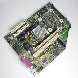 HP Compaq 404227-001 404227 001 BTX 404674-001 404674 001 - Placa Base (VGA, DDR2)