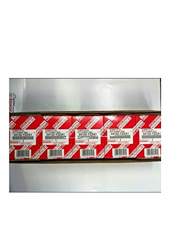 Toyota Genuine Parts 04152-YZZA1 1/2 case (QTY5) Oil Filters Model: Car/Vehicle Accessories/Parts