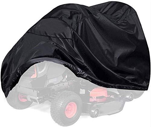 Cubierta Premium para Tractor para cortacésped con Asiento - Cubierta Protectora para Trabajo Pesado 100% Impermeable y a Prueba de Rayos UV (Color : 190 * 71 * 117cm)