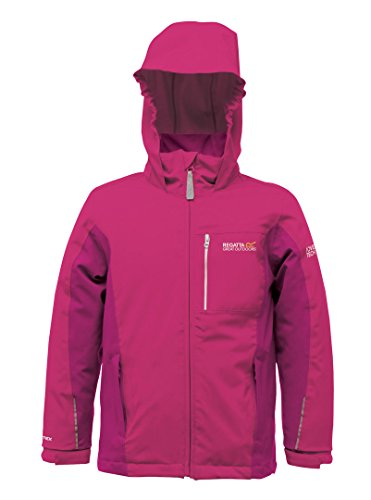 Regatta Great Outdoors Kinder Kapuzen Jacke Dodger (34
