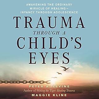 Trauma Through a Child's Eyes cover art
