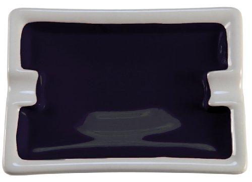 Blockx Ultramarine Violet Giant Pan Watercolor in Real Ceramic Refillable Pan