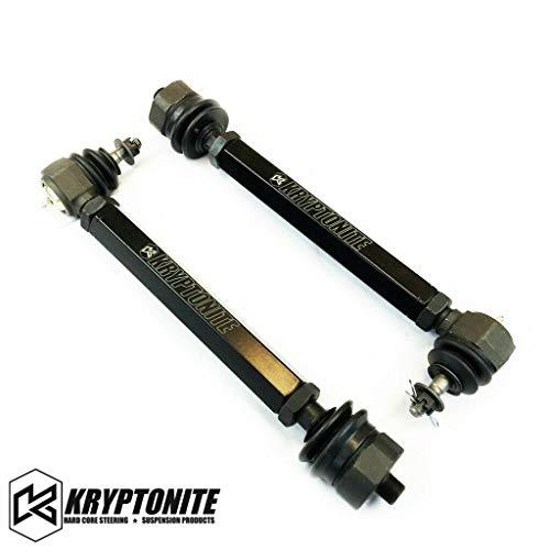 Kryptonite Death Grip Tie Rods KRTR12 Compatible with 1999-2007 Chevy/GMC Sierra Silverado 1500 1/2 Ton Trucks