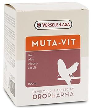 VERSELE-LAGA A-17180 Muta-VIT Muda Plume - 200 g