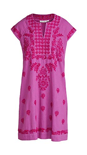 Roller Rabbit Women's Faith Dress, Phlox Pink, X-Small