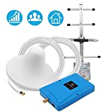 Cell Phone Signal Booster for Home and Office - Boosts...