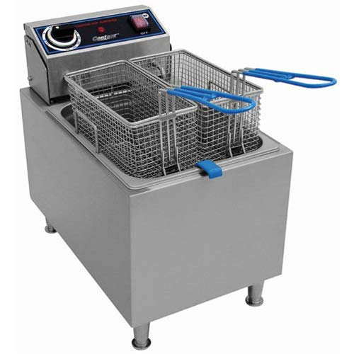 Best Deals! Allied Buying Corp ABF16-16 Lb. Oil Capacity Fryer