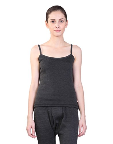 VIMAL JONNEY Winter Cover Black Womens Thermal Top-Cover_CamiBlack_80_01