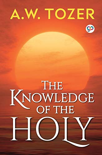 Image of The Knowledge of the Holy (General Press)