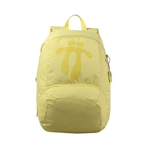 TOTTO MA04IND487-1510N-A67 - Mochila de ocio, Amarillo (Canary Yellow), 45 cm
