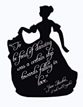 To Be Fond of Dancing Was a Certain Step Towards Falling in Love - Jane Austen, Pride and Prejudice: Notebook (Composition Book, Journal) (8.5 x 11 Large)