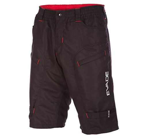 Evade Cycling MTB Void baggy Mountain Bike Shorts Small