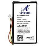 VINTRONS 361-00056-00 Battery, Garmin Nuvi 50, Nuvi 52 Battery Replacement for Garmin Nuvi 30, Nuvi 50, Nuvi 52, Nuvi 55LM,