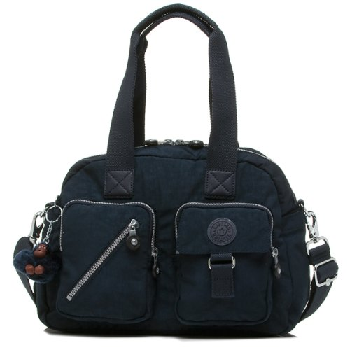 Kipling Luggage Defea Handbag with Shoulder Strap, True Blue, One Size