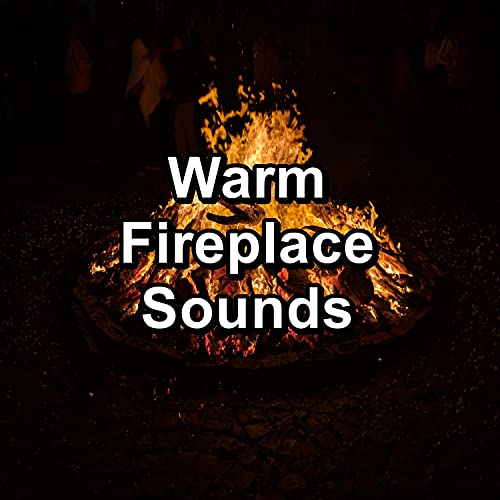Christmas Fireplace For Rest and Sleep Relaxing Nature Sounds