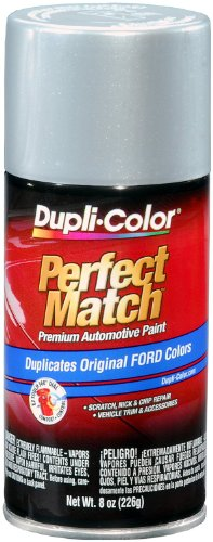 Dupli-Color BFM0383 Silver Metallic Ford Exact-Match Automotive Paint - 8 oz. Aerosol