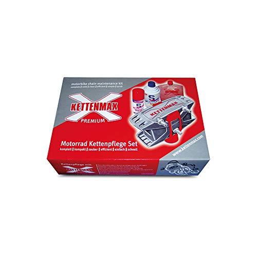 S 100 WACK Chemie Premium Kettenmax Kettenpflege Kettenreiniger Reiniger Schmiermittel Schmierung Gleitmittel Motorradpflege Motorradreiniger 1 Stück K_1010