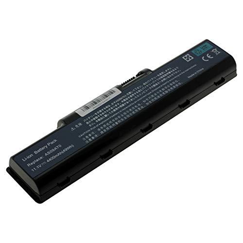 OTB 8008196 Batterie pour Acer eMachines Li-ION 4400 mAh Noir