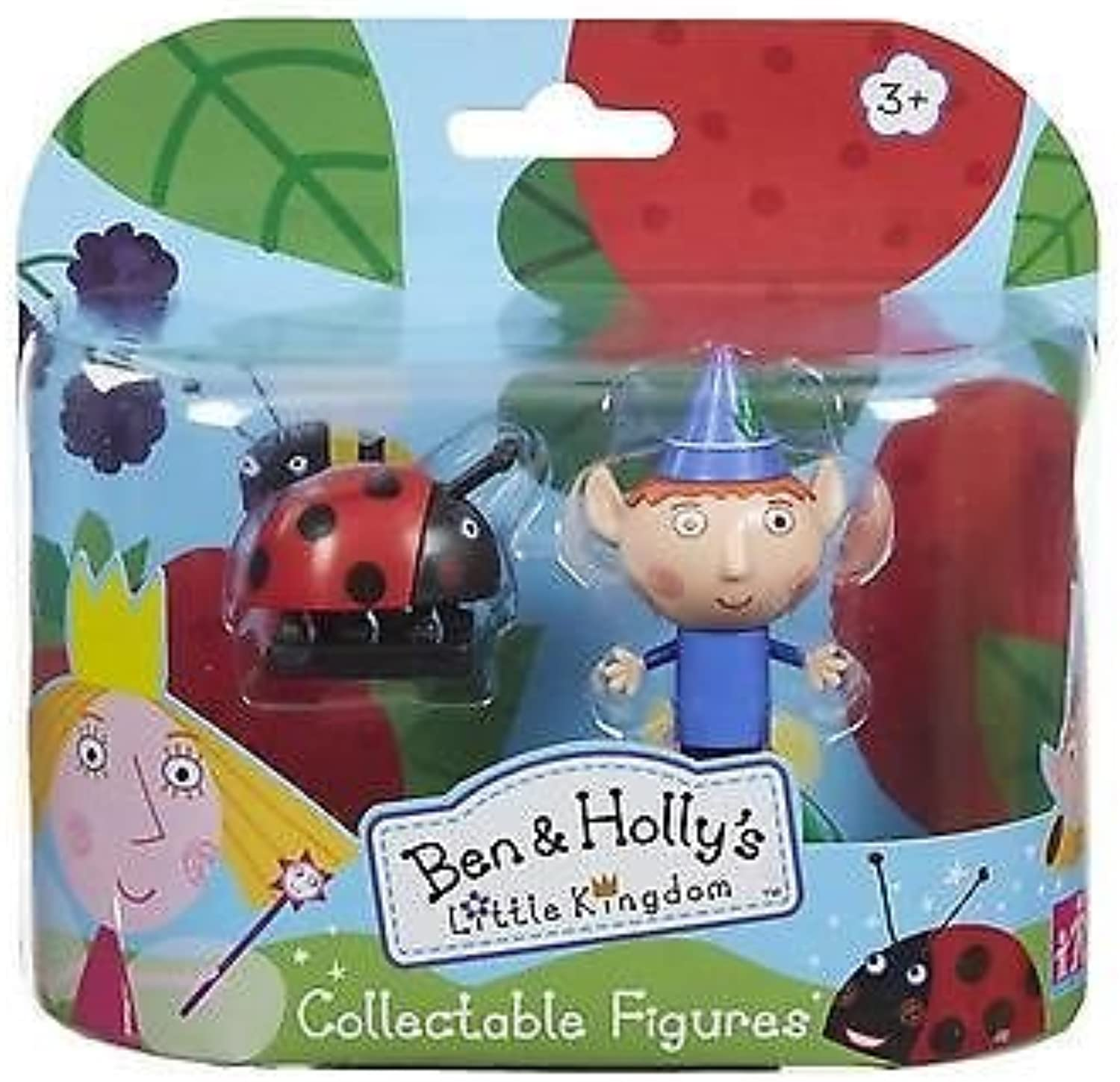 Ben & Holly's Little Kingdom Collectable Figures BEN & GASTON (Dispatched From UK)