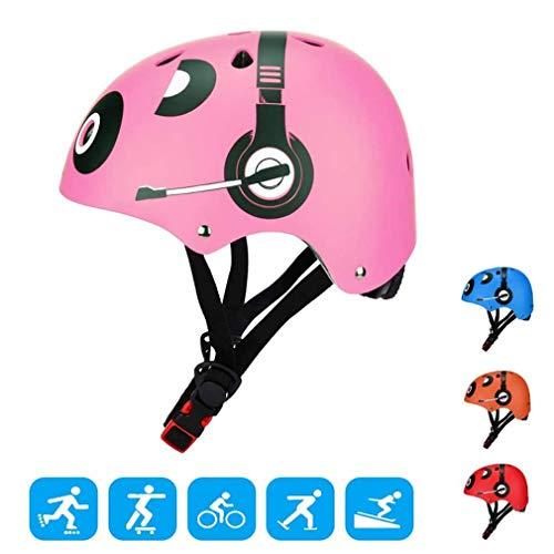 YGQNH Skateboard Helmet, Kids Bike and Skateboard Helmet, CPSC Certified 11 Air Vents Adjustable Dial Helmet for Rollerblading Skateboard BMX Cycling Skating Bike Scooter