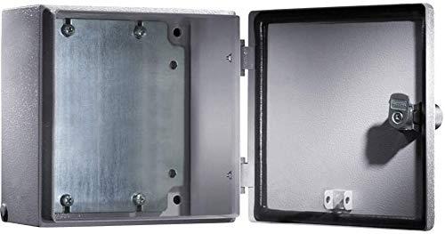 RITTAL Elektro Box EB Wandmodell pulverbeschichtet an der Aussenseite RAL 7035 200x300x120mm
