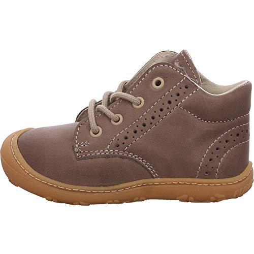 RICOSTA Unisex - Kinder Stiefel Kelly von Pepino, Weite: Mittel (WMS), Kleinkinder Kinder-Schuhe toben Spielen verspielt,kies,22 EU / 5.5 Child UK