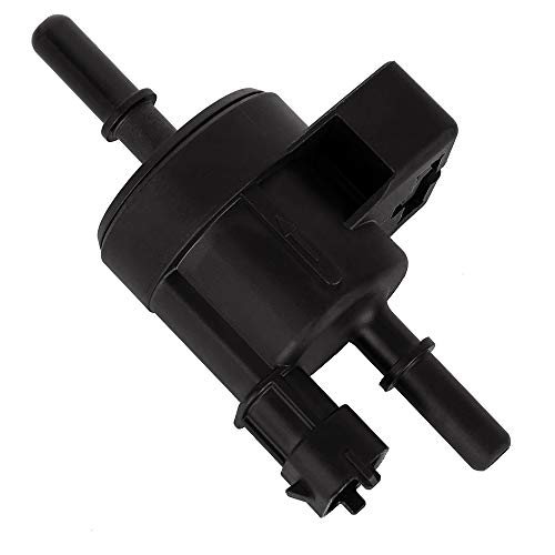 Emission Vapor Canister Purge Solenoid Valve For Chevrolet Chevy Cruze Sonic 1.8L L4 Engine Year 2011 2012 2013 2014 2015 2016 2017 2018 - Replace GM 55567453, 214-2317 - EVAP Vent Purge Control Valve