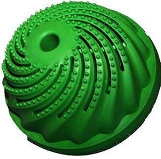 Lily's Home 绿色洗衣球,洗衣球,不用洗涤剂清洗洗衣,环保省钱,有效 1,000 次,绿色(柠檬香味)