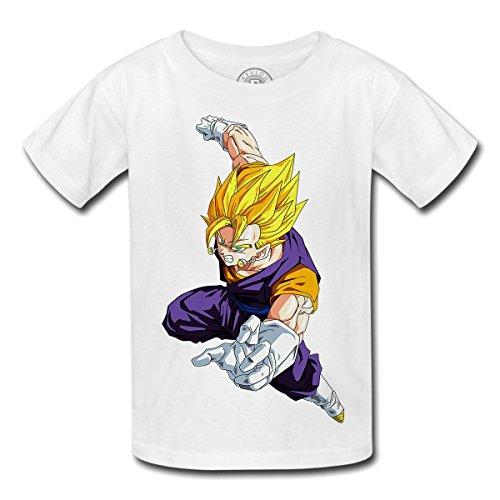 Fabulous T-Shirt Enfant Dragon Ball Z Anime Manga Japan Fusion vegito