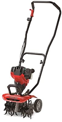 Troy-Bilt Cultivator with JumpStart Technology