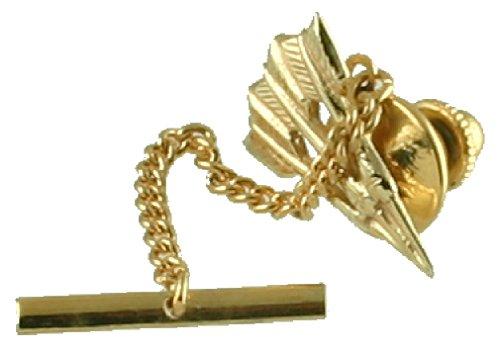 Select Gifts Gold Tie Tack 9 ct Dart
