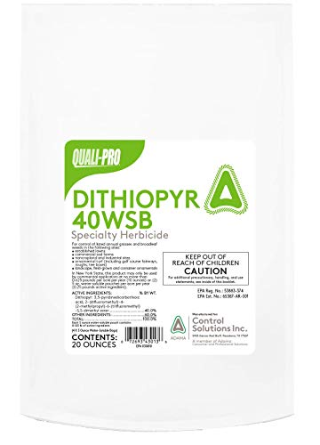 Quali-Pro Dithiopyr 40 WSB (Dimension) Herbicide (Siem Logging Best Practices)