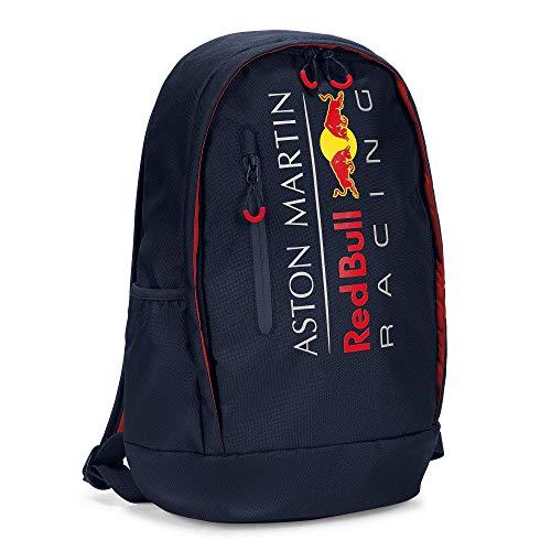 Red Bull Racing Redline Zaino, Blu Unisex Taille unique Zainetto, Red Bull Racing Aston Martin Formula 1 Team Abbigliamento & Merchandising Ufficiale