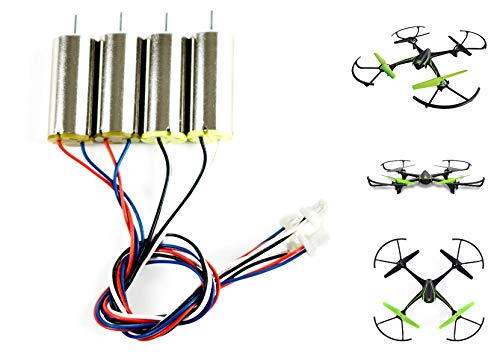 Set of 4 Motors for Sky Viper v2400hd v2450fpv v2450gps v2450hd SCOUT Stunt Drones and More Models